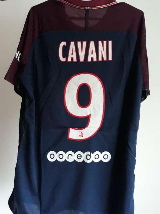 Camiseta Psg Cavani