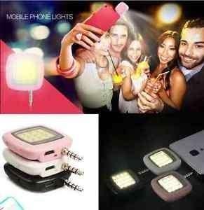 Selfie Flash Light Led Luz Para Celulares Androidiphone