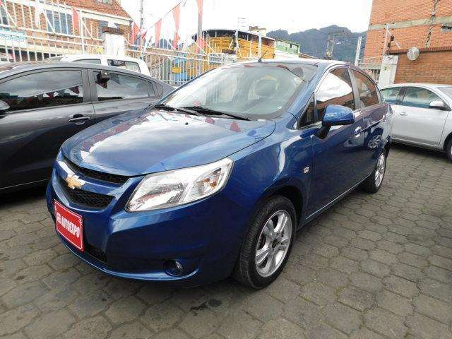 <strong>chevrolet</strong> Sail 2015 - 34500 km