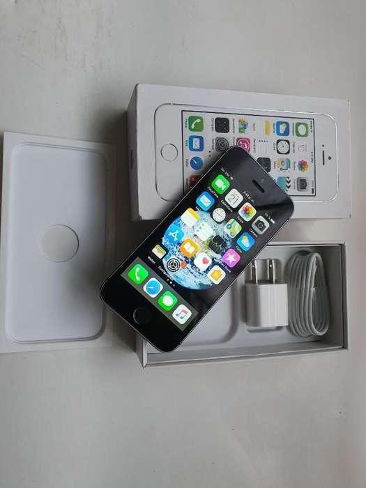 iPhone 5s 16gb, Como Nuevo, Caja Y Acces
