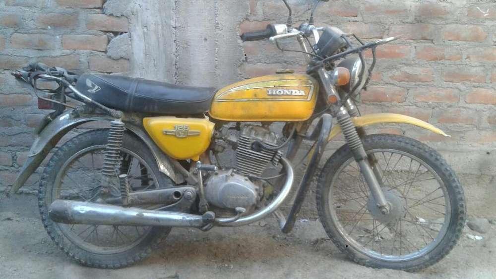 Moto Honda Cbi25-sz para Coleccion