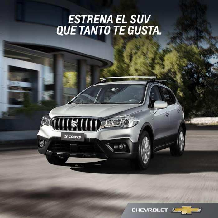 Chevrolet Scross 2020 - 0 km