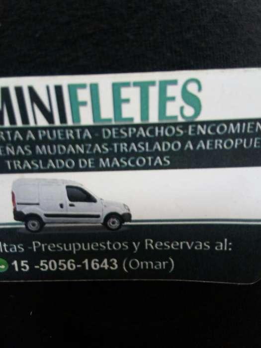 Mini Fletes Omar