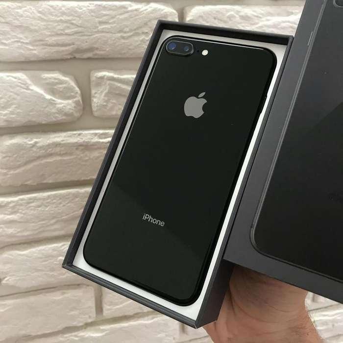 iPhone 8 Plus Color Negro 256gb
