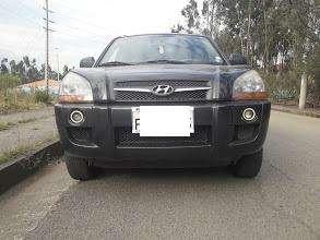 Hyundai Tucson 2010 - 120100 km