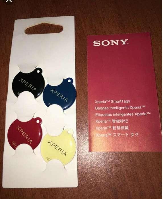 Smart Tag de Sony Paquete por 4