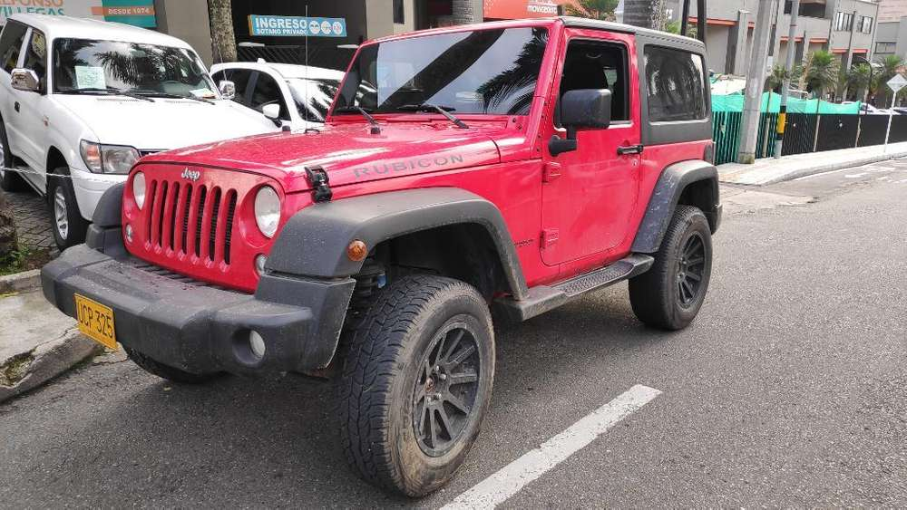 <strong>jeep</strong> Rubicon 2014 - 49000 km