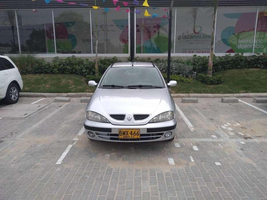 Renault Megane  2003 - 160000 km