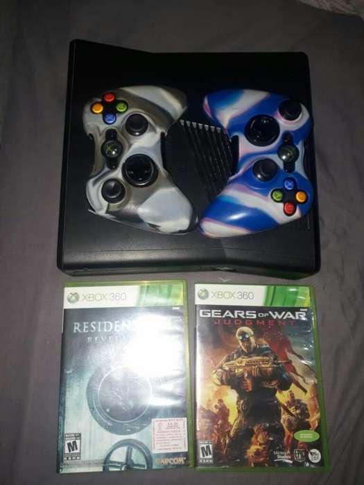 Vendo Xbox 360 Estado 10/10