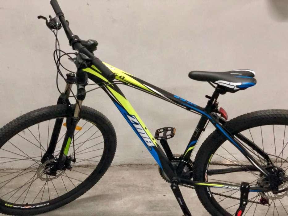 Bicicleta R29 XR 60 18 cambios y suspensin