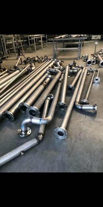 Servicio de Fabricacion de Piping
