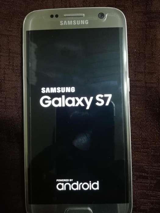 Vendo Samsung Galaxy S7 En Muy Buen Estado