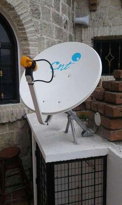 Mantenimiento de Antenas de Tv Satelital