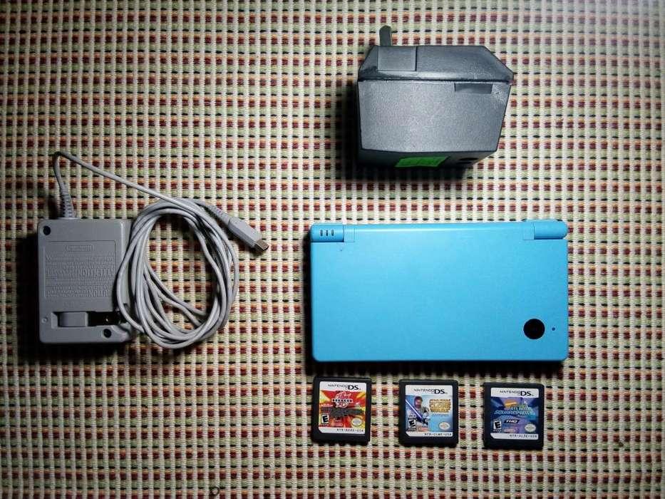 Consola Nintendo Dsi Celeste
