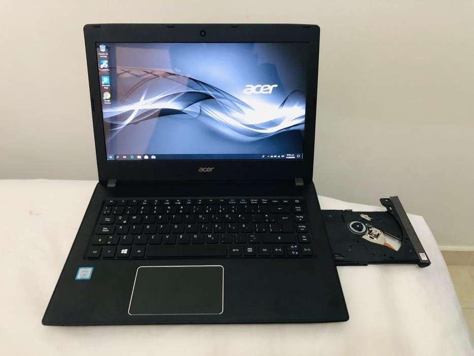 Portatil Acer Corei7