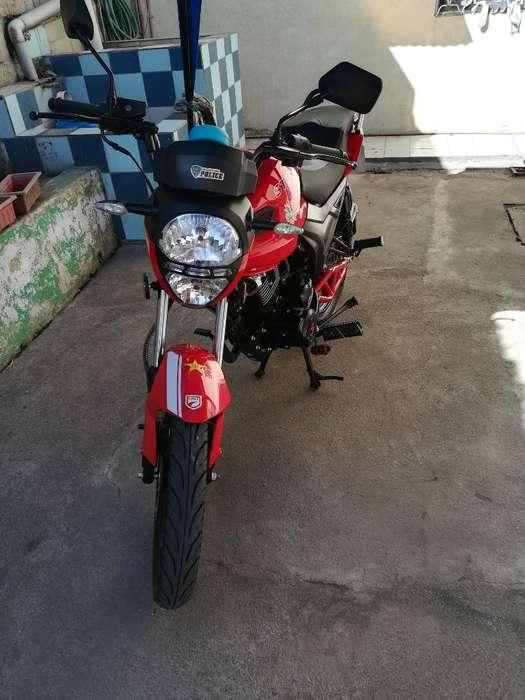 Vendo Moto Motor 150cc