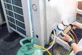 carga de gas refrigeracion