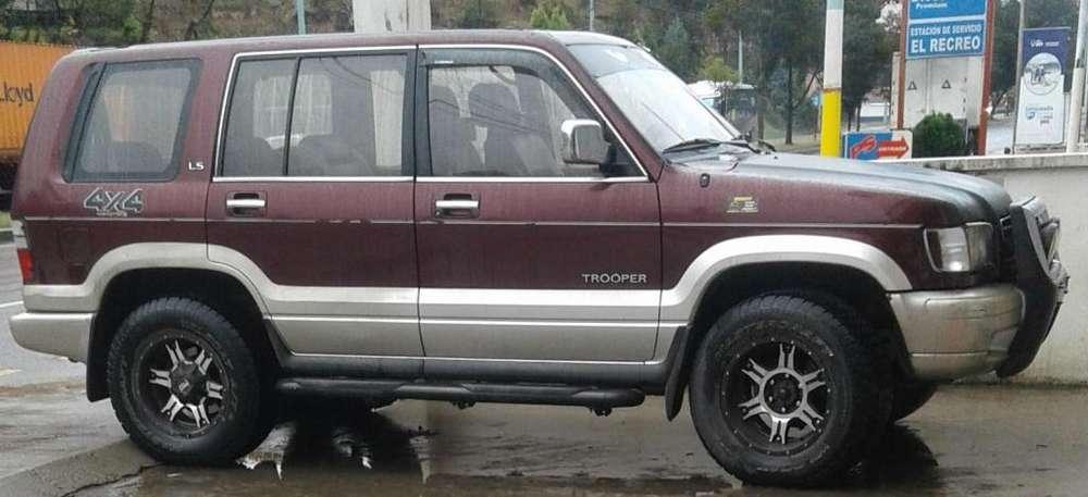 Chevrolet Trooper 2001 - 246000 km