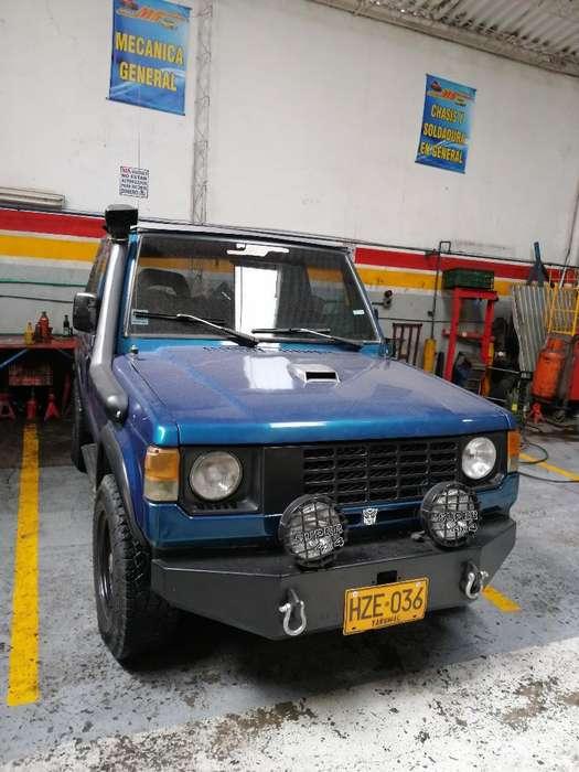 Mitsubishi Montero 1983 - 300 km