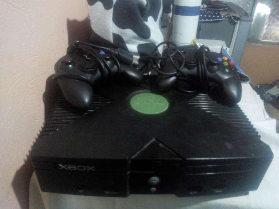 Vendo Xbox en Perfecto Estado