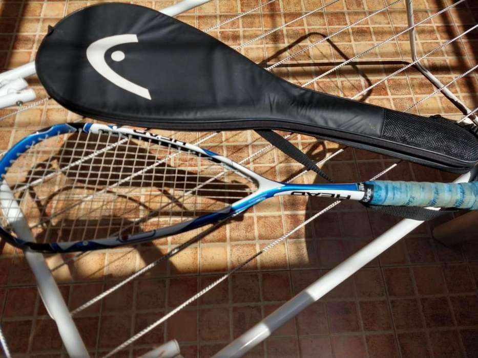 Raqueta Squash HEAD Microgel 125