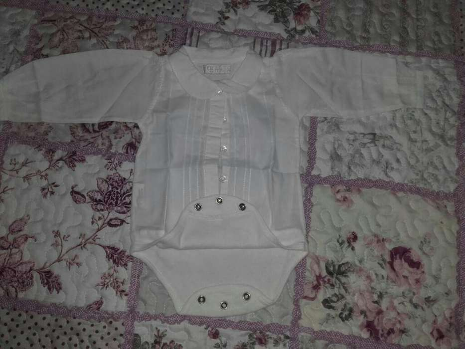 Body Camisero Oh Lalápetit Talle 3 Meses