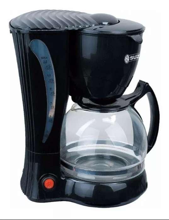 Cafetera suzika 800w c/ garantia