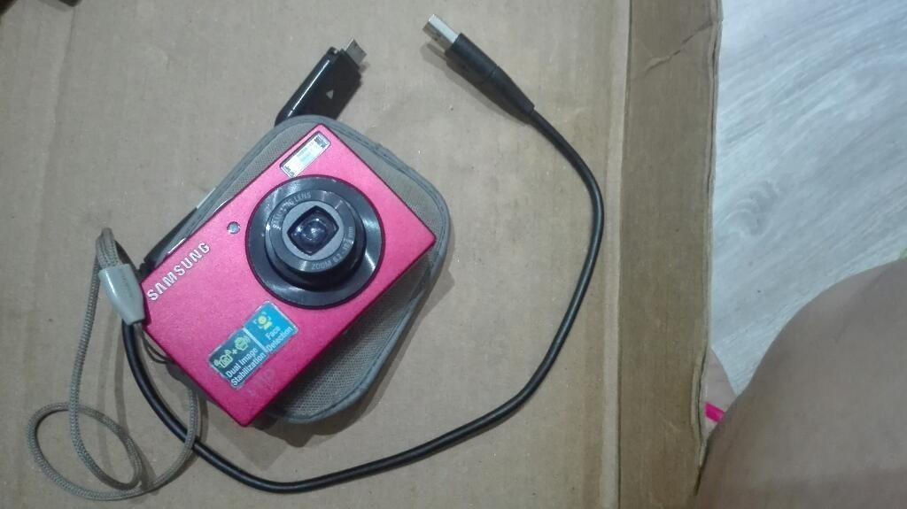 Vendo Camara Samsung L 110 Dual Imagen
