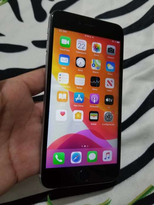 iPhone 6s Plus de 64gb Como iPod