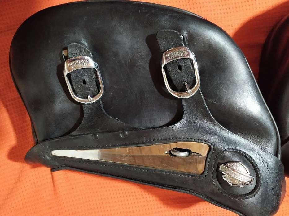 Alfojas Harley Davidson Originales