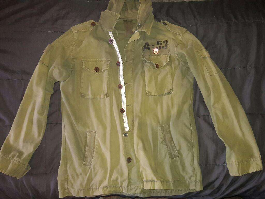 Campera Parka Guerra Surf One