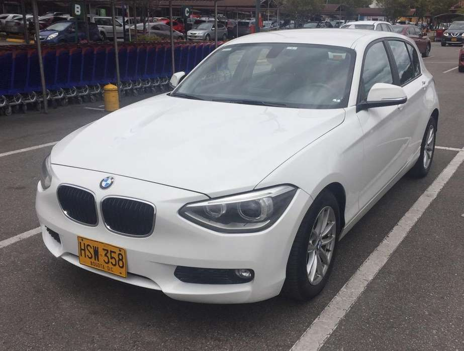 <strong>bmw</strong> Série 1 2014 - 107000 km