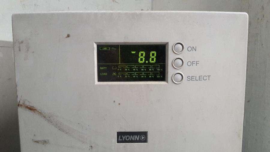 Ups Lyonn Modelos Ult8k Baterias Usadas Incluidas de Regalo