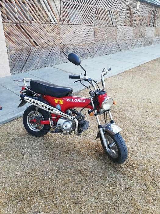 Vendo Moto Vx70 C/soat en Piura