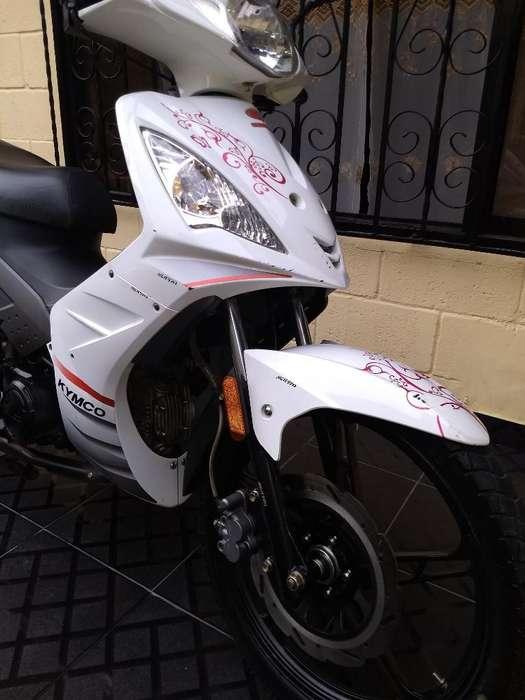 Vendo Moto Jetix 125 Kimco