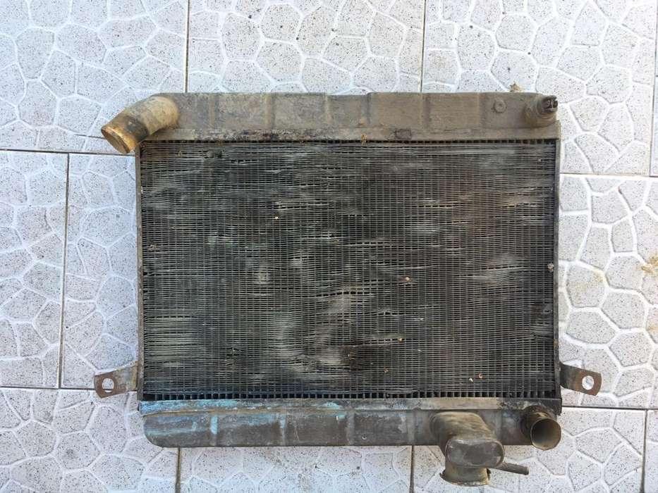 Radiador Fiat 125