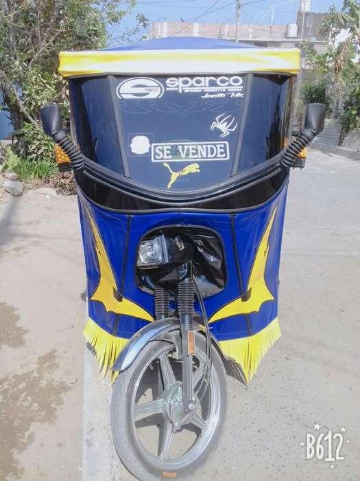 X Motivo de Viaje Vendo Mototaxi <strong>nueva</strong>