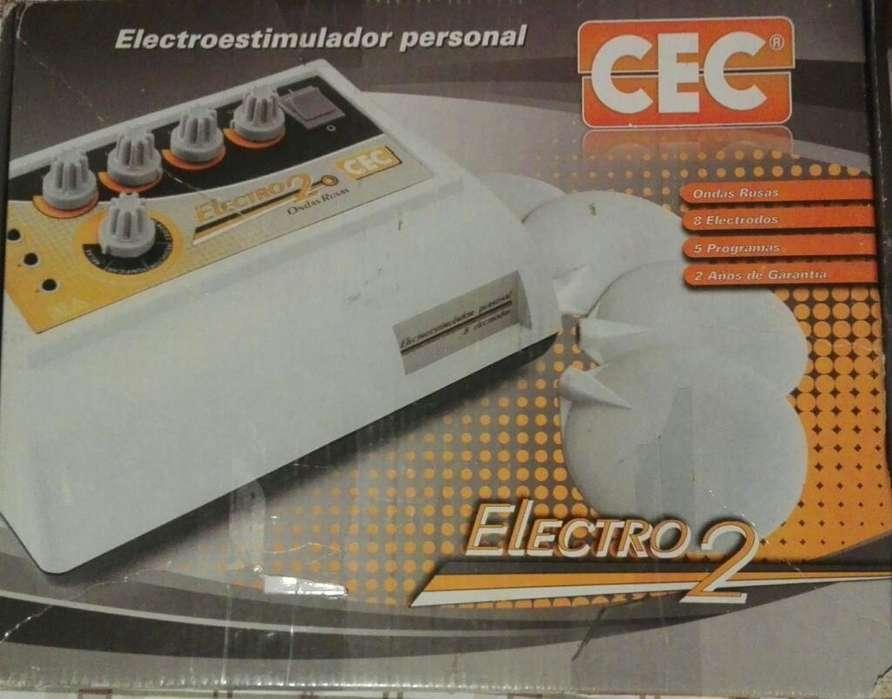Electroestimulador Eletro2 Cec