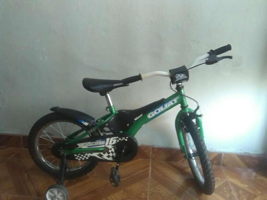 Bicicleta Para Niño aro 16