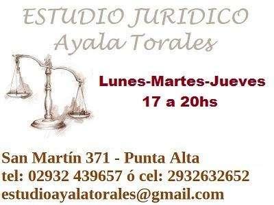 Estudio Jurídico Ayala Torales