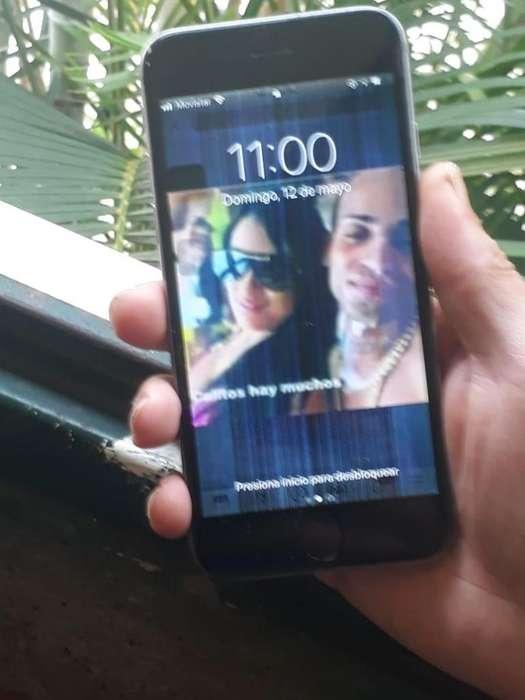 iPhone 6 de 16 Gb <strong>barato</strong> Funcional Todo