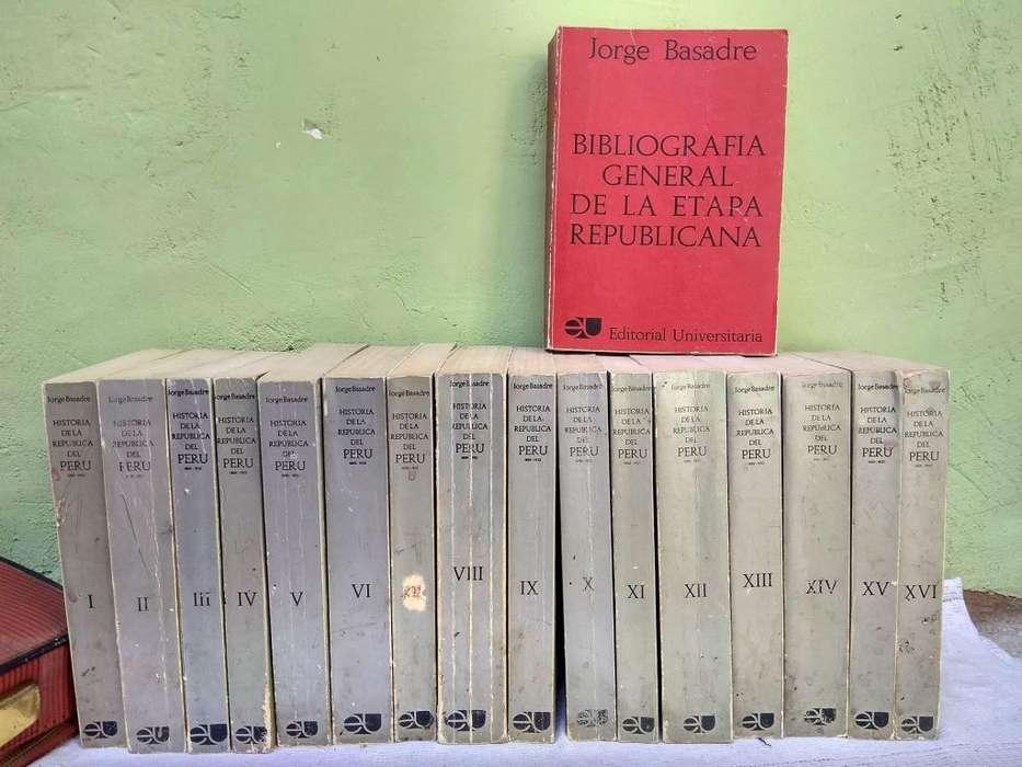 BIBLIOGRAFIA GENERAL DE LA ETAPA REPUBLICANA