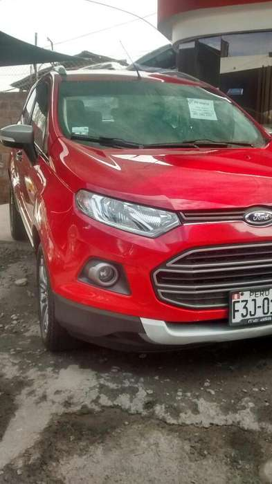Ford Ecosport 2014 - 0 km