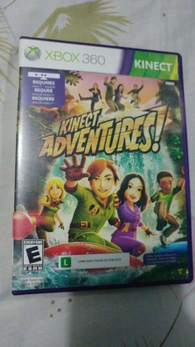 juego kinet adventures xbox 360