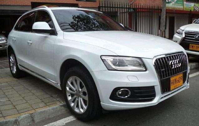 Audi Q5 2015 - 92000 km