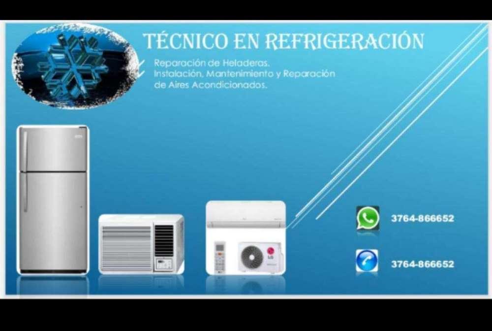 Técnico en Refrigeración Matriculado