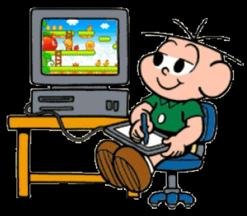 Computador con Todo Tipo de Videojuegos