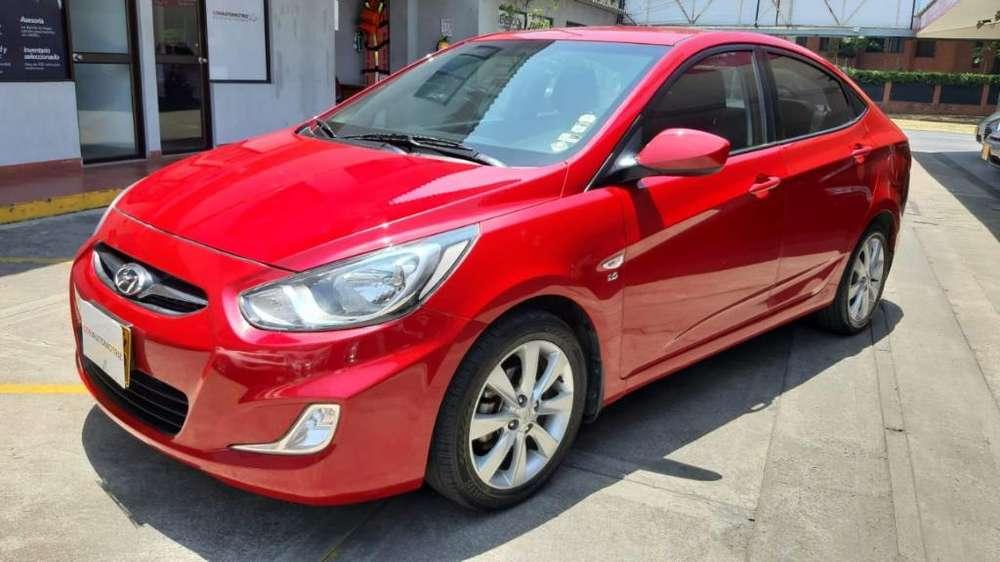 Hyundai i25 2013 - 91200 km
