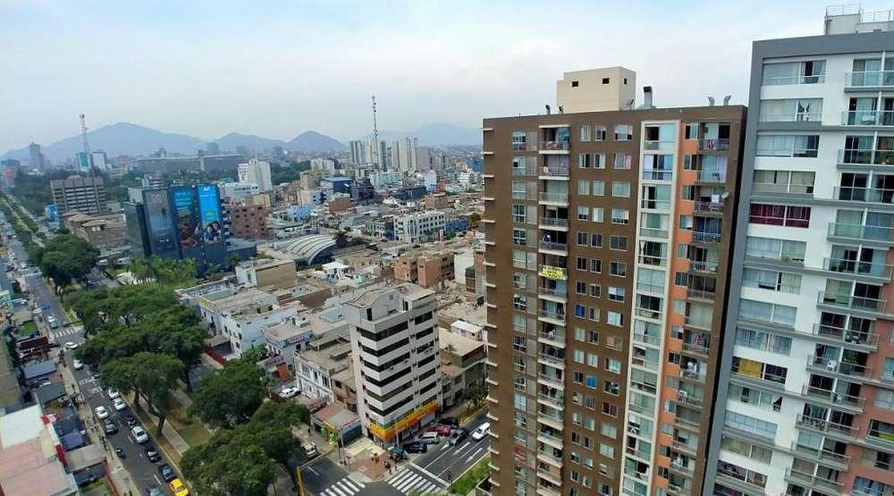 Penthouse con vista a la ciudad