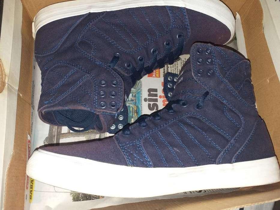 Vendo Zapatos Supras Negosiable